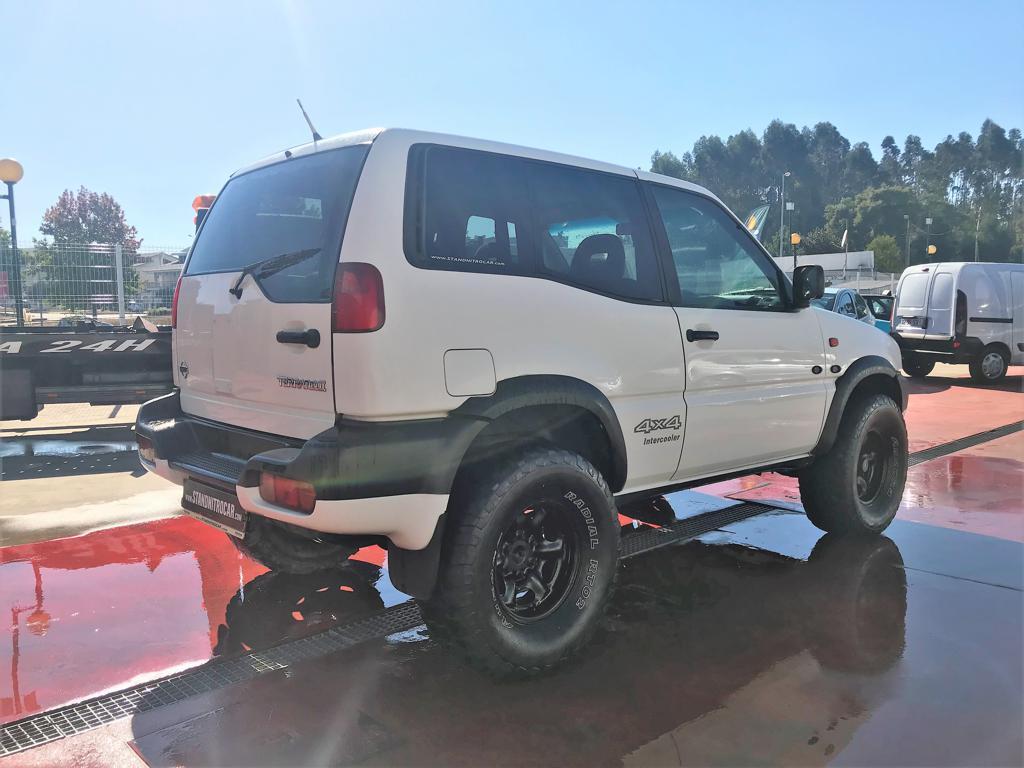 Nissan Terrano Ii 2 7 Tdi C Extras Tt Stand Nitrocar